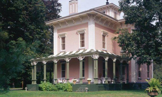 Perfect Italianate Restoration Old House