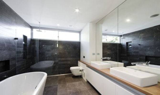 Perfect Modern Contemporary Bathroom Design