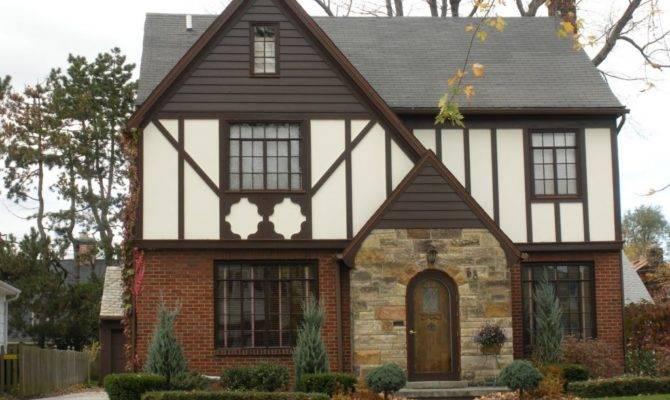 Perfect Tudor Revival House Plans Danutabois