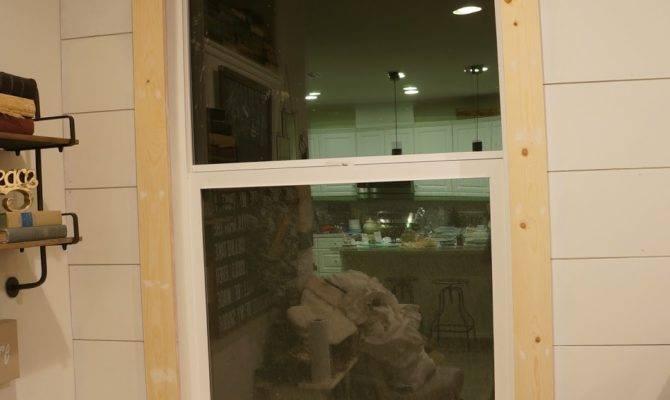 Perfecting Homefront Create Farmhouse Window