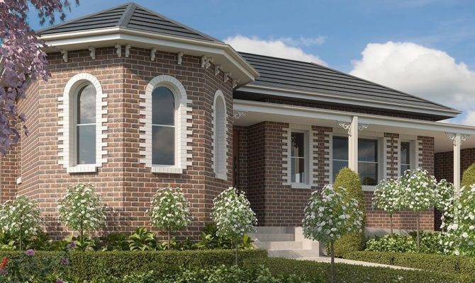 Period Homes Builders Melbourne Style Home Plans