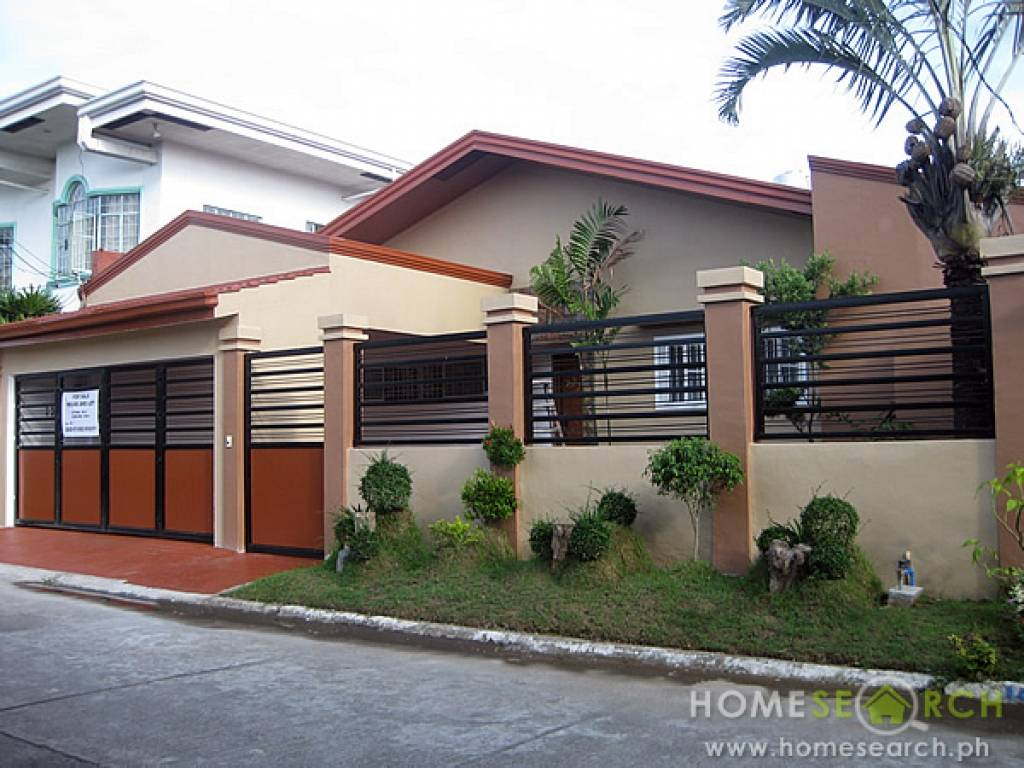 Philippine Bungalow House Design Latest Home Plans Blueprints 166197