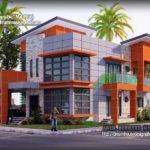 Philippine Dream House Design Four Bedroom Two Storey