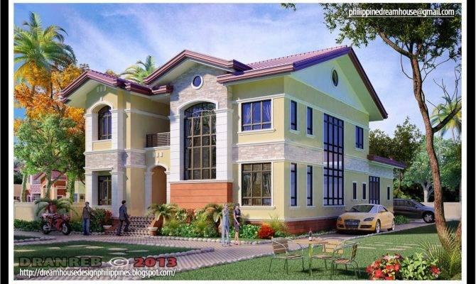 Philippine Dream House Design Two Storey Pangasinan