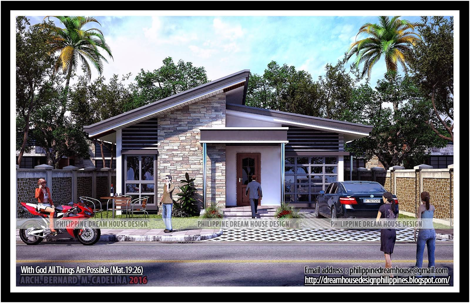 Philippine Dream House Design Home Plans Blueprints 5523