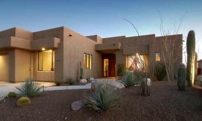 Phoenix Santa Style Exterior Southwestern
