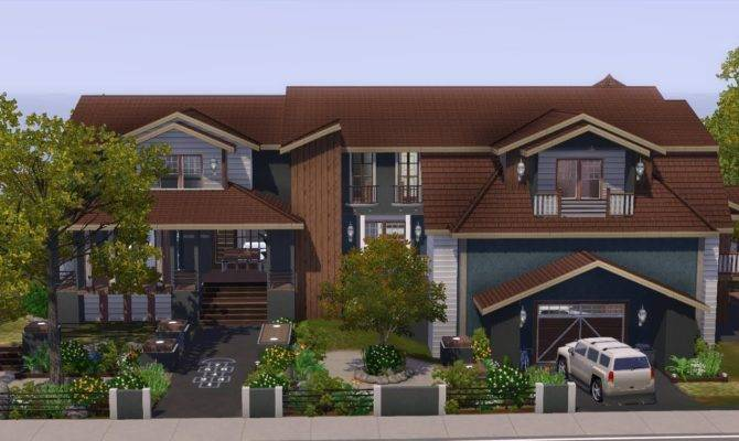 Photos Inspiration Sims Large House Home