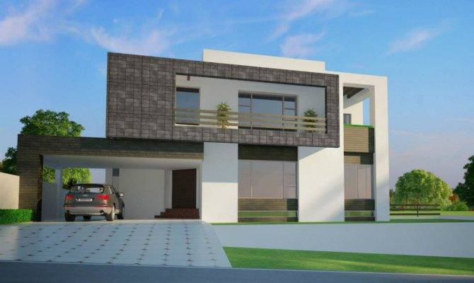 Photos Kinal Corner Plot House Design Islamabad Pakistan