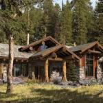 Photos Log Cabin Luxurious Rustic
