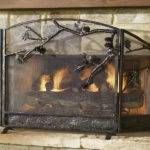 Photos Southern Living Home Fireplace Screen