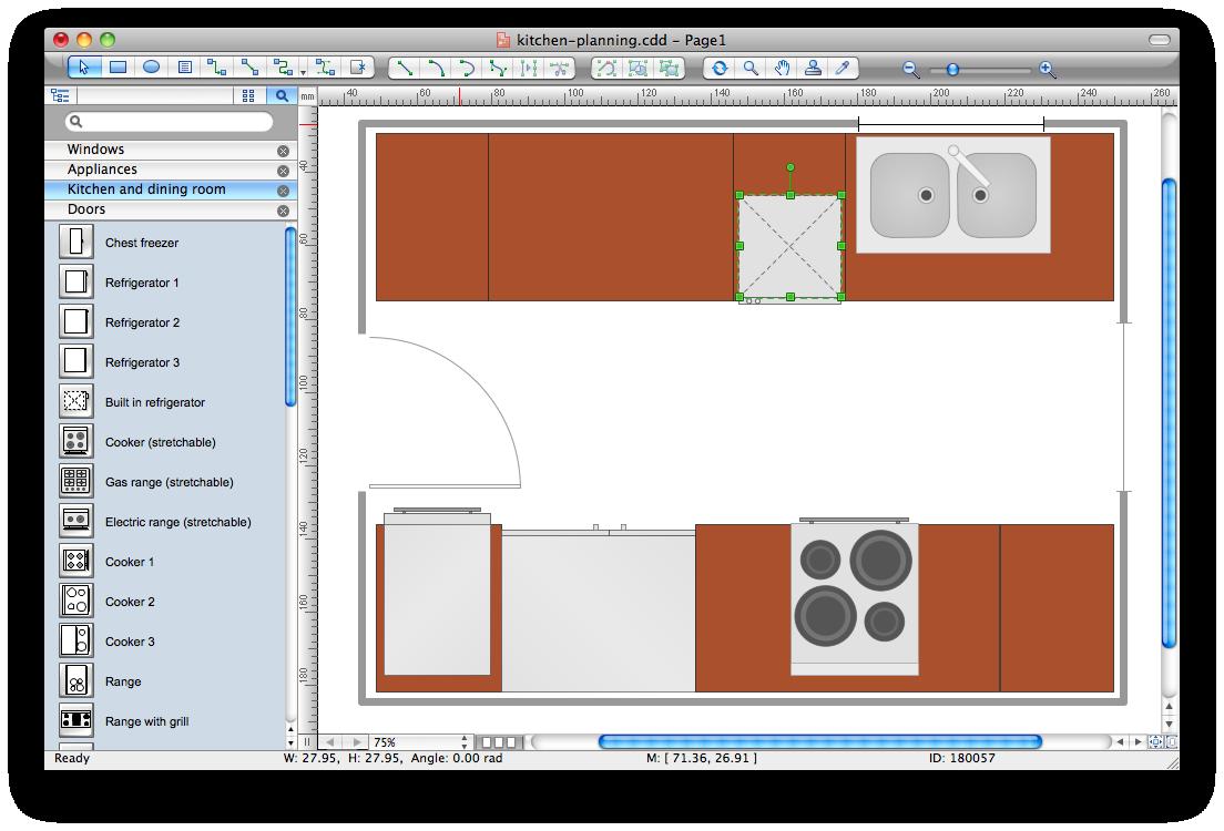 Top 22 Photos Ideas For Kitchen Floor Plan Designs Home Plans Blueprints