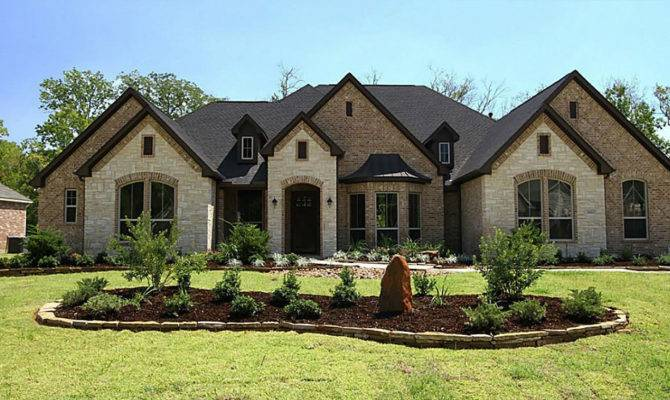 Pic Fly Brick Stone Exterior Combinations Html