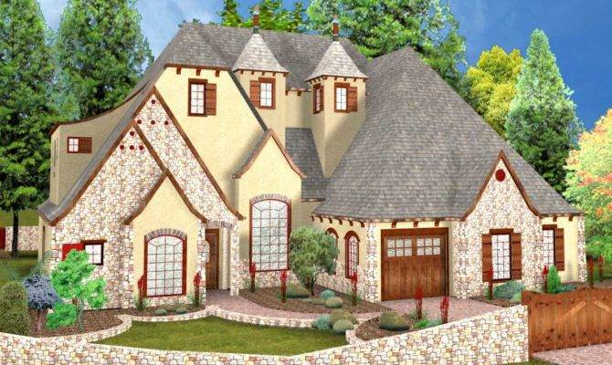 Pics Photos Fairy Tale Cottage Houses Architecture