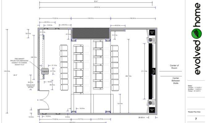 Pics Photos Home Theater Floor Plans Timeline Theatre