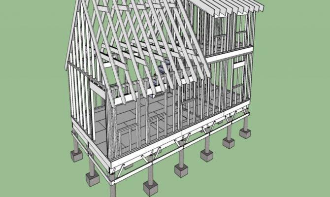 Pier Foundation House Beam Plans