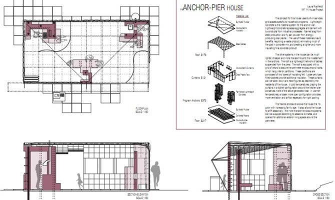 Pier House Design Planning Houses
