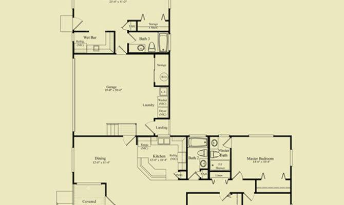Pikake Sun Deck Shaped House Model