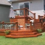 Pin Biljana Riggi Backyard Decks Pinterest