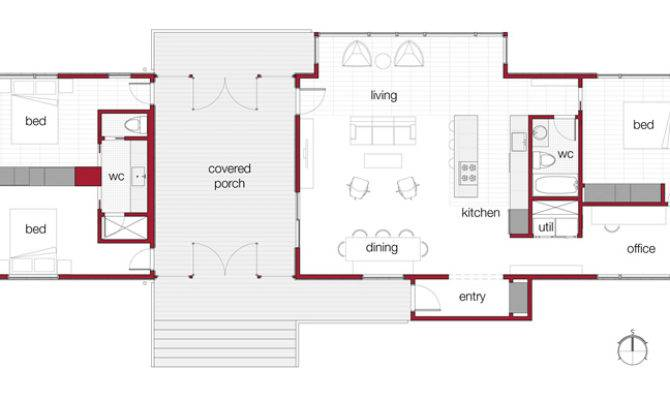 Pin Cabin Creek Dog Trot House Plans Pinterest