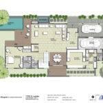 Pin Floor Plan Villa Pinterest