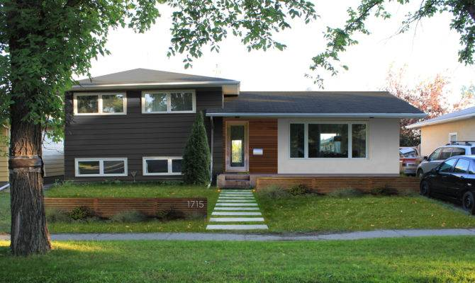 Pin Jaci Modern Split Level Home Pinterest