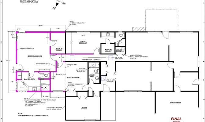 Pink Walls Floor Plans New Black Existing