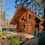 Pioneer Log Homes Floor Plans