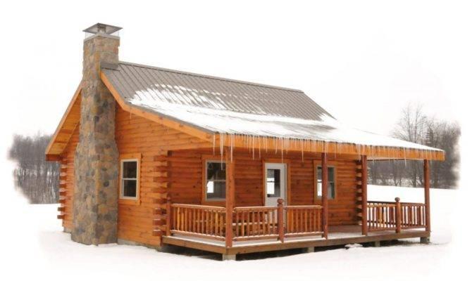 Pioneer Supreme Log Cabin Floor Plans