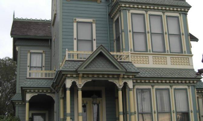 Pitkin Conrow House Weird California