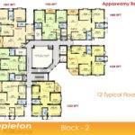 Plain Apartment Floor Plans Plan Idea