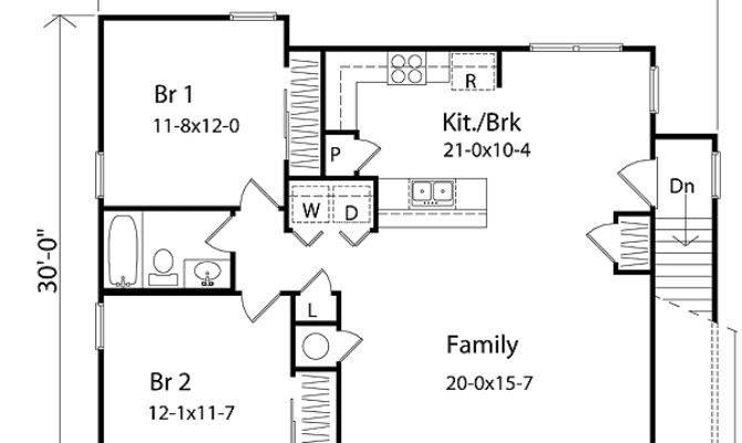 Plan Affordable Garage Apartment