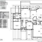 Plan Bdrm Bath Main Second Floor Dwg