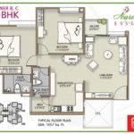 Plan Bhk Bungalow Joy Studio Design Best