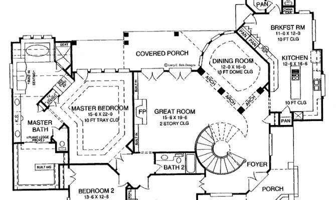 Plan Country Corner Lot House Plans Amp Home Designs