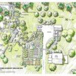 Plan Courtesy Barbara Oakrock Design Studio