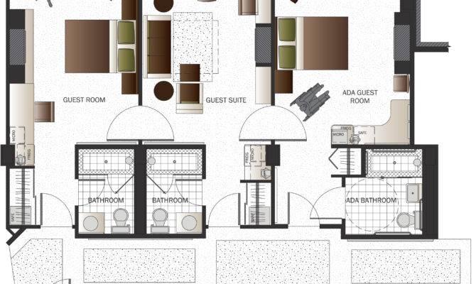 Plan Drawing Landscaping Interior Floor Design