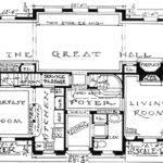Plan Impressive English Tudor Architectural