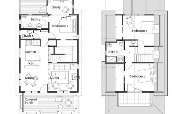 Plan Main Laundry Garage But Compact Efficient Floor