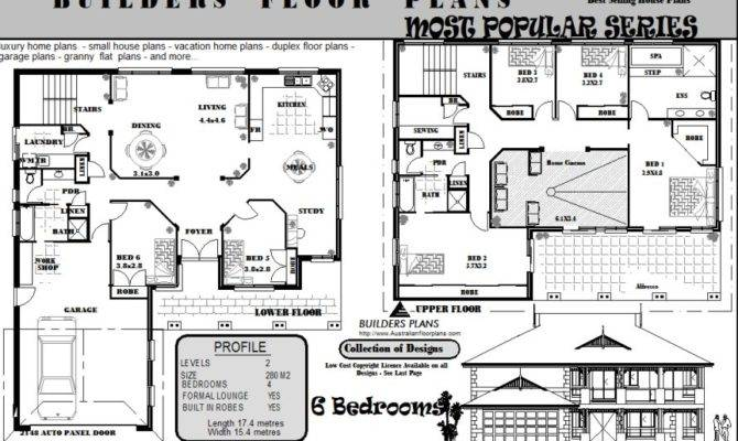 Plan Name Features Bedrooms Master Ensuite Has Spa