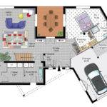 Plan Petite Maison Moderne Simple