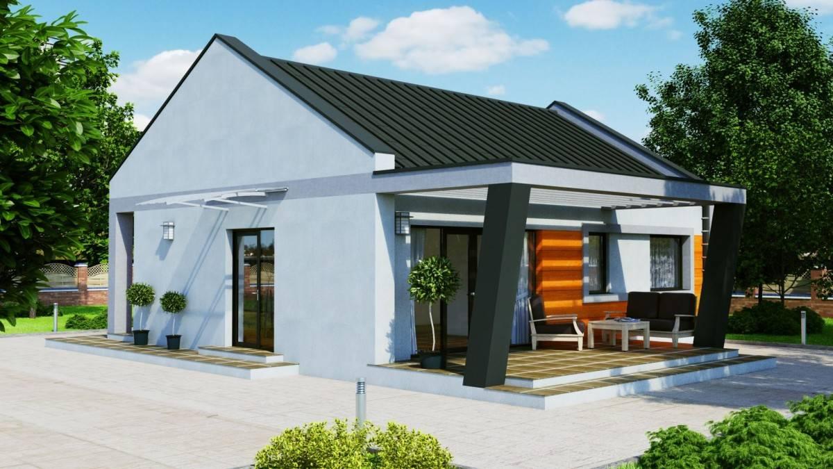 Plan Petite Maison - Home Plans & Blueprints | #80328