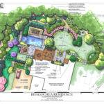 Plan Proposed Design Partnered Core Landscape