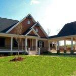 Plan Wraparound Porch Basement Wrap Around Porches