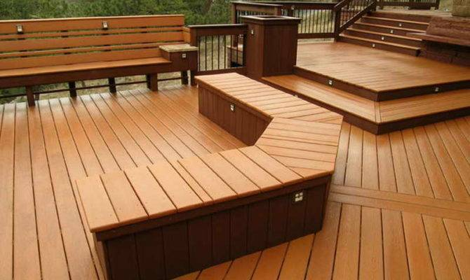 Planning Ideas Deck Bench Plans Tiny