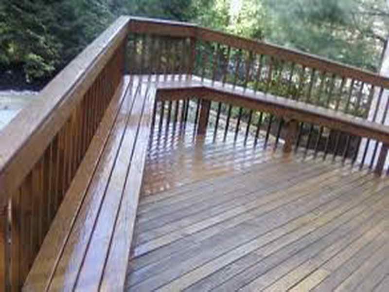 Planning Ideas Deck Bench Plans