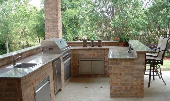 Planning Installing Outdoor Kitchen Modlich