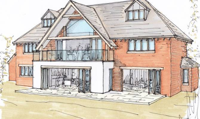 Planning Permission Granted New Build Home Ben