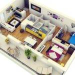 Plans Appartement Avec Chambres