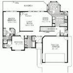 Plans Bedroom Floor Simple Two Bedrooms Luxury Home
