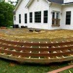Plans Building Wooden Deck Floor